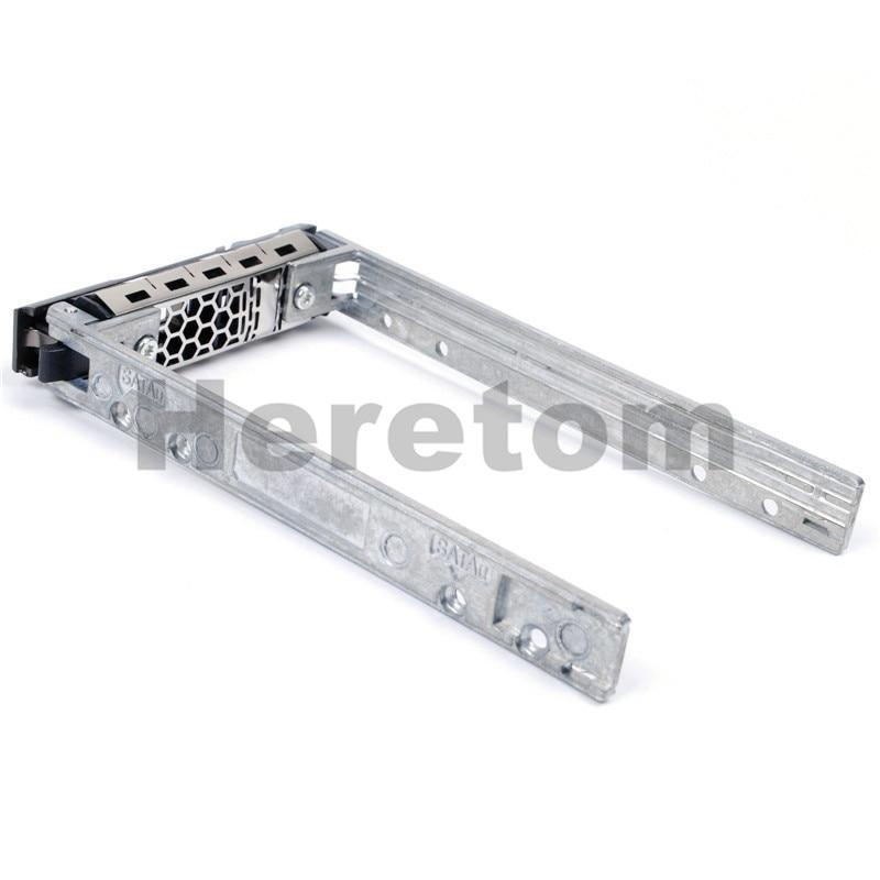 "2.5/"" SATA SAS Hard Drive Tray Caddy For Dell PowerEdge T610 Hot-Swap US Seller"