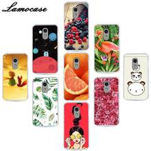 Lamocase TPU Soft Phone Cover For Lenovo Vibe P1M P1Ma40 Case For Lenovo Vibe P1m P1 m P1ma40 5.0 inch Back Case Covers(China)