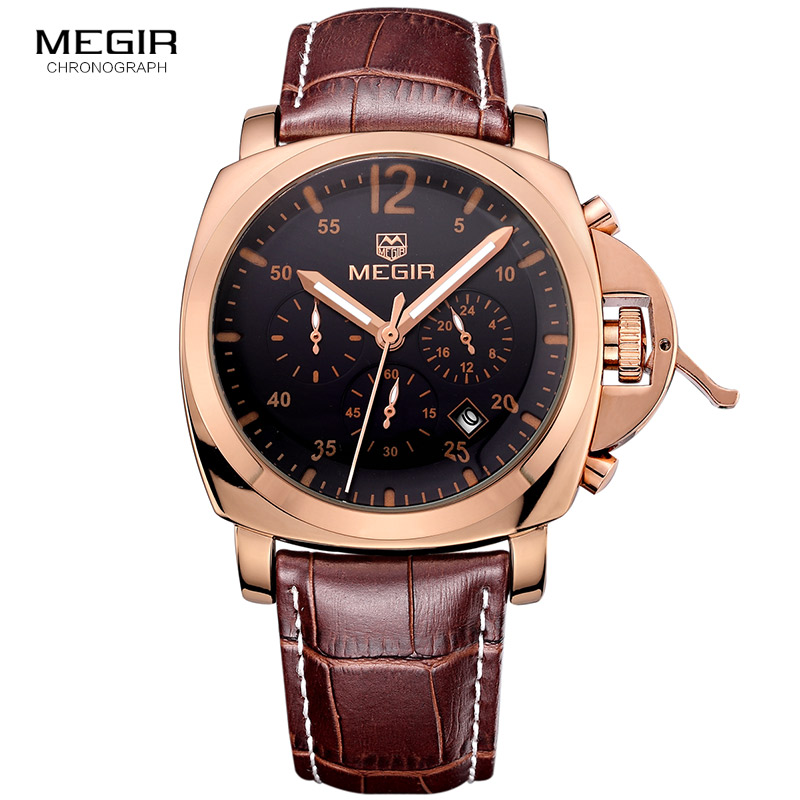 ORIGINAL Megir PAN STYLE Quartz watch 1