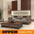 Móveis sob encomenda toda A casa mobiliário Moderno Hotel de Grão de Madeira Natural design personalizado OP16-HOTEL01