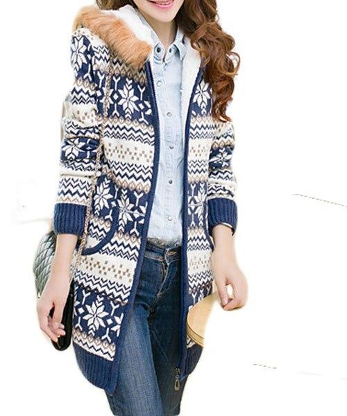 Aliexpress com buy winter long cardigan feminino women new 2016