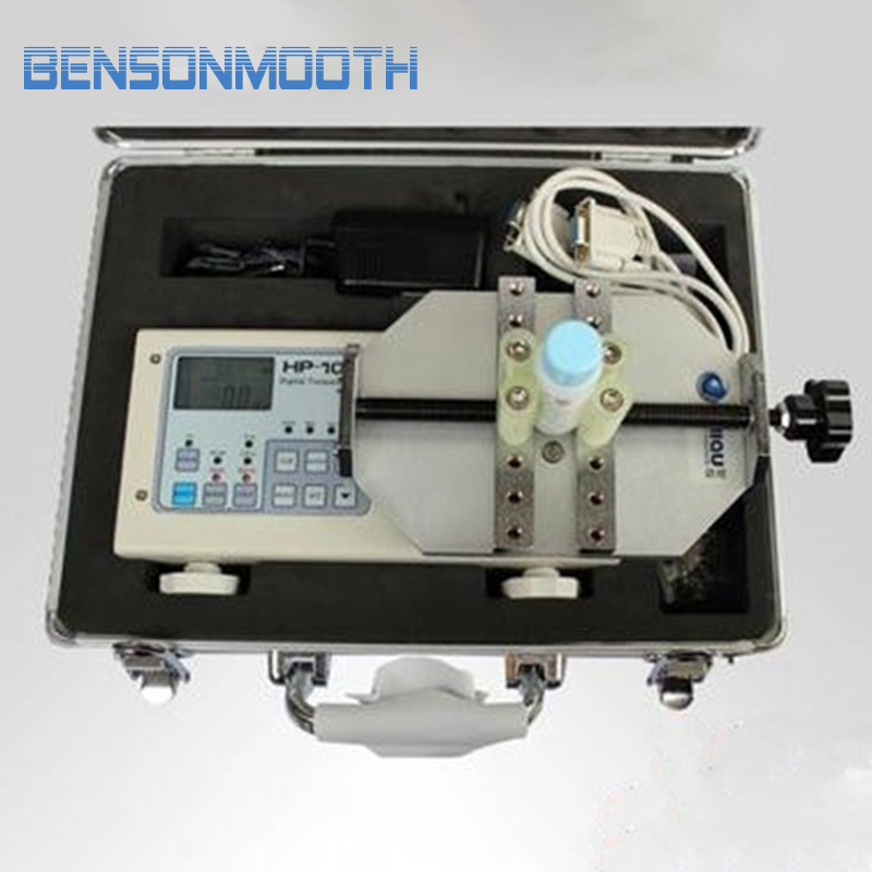 Brand New HP 100 Digital Bottle Cap Torque Meter Tester 100kg/10 N.M