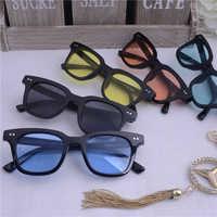 Oculos De Sol Feminino 2016 New Sunglasses Men Women Brand Designer Goggles Gold Mirror Sun Glasses UV400 5 Color