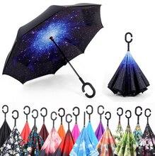 מטריה שכבה כפולה מדליקה