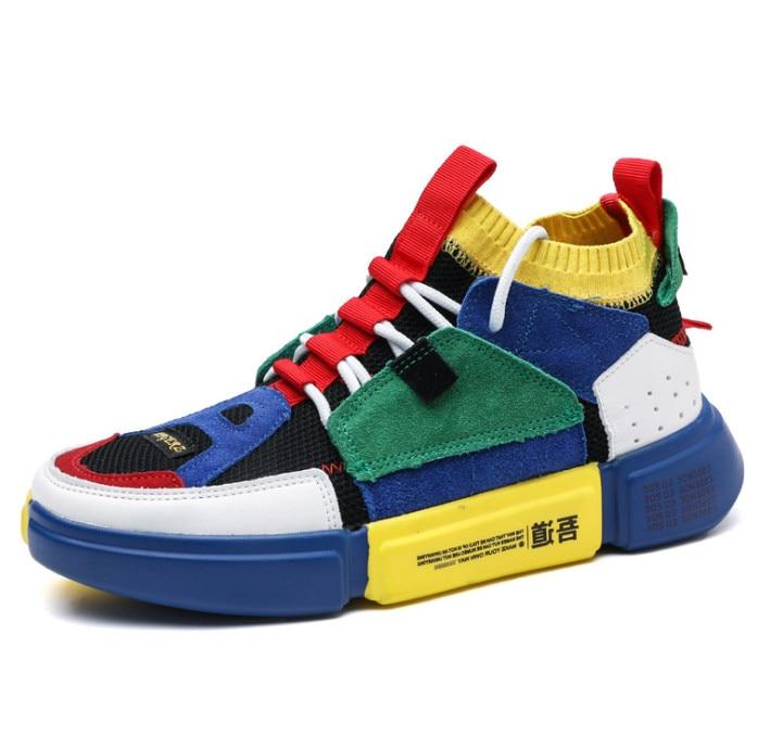 Nuevo estilo Super Retro zapatillas transpirables Unisex tenis zapatos ligeros flexibles planos deportes al aire libre Camping entrenador atlético