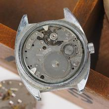 Scrapped Watch Mechanical Movement for DIY Watch Assembly Ex