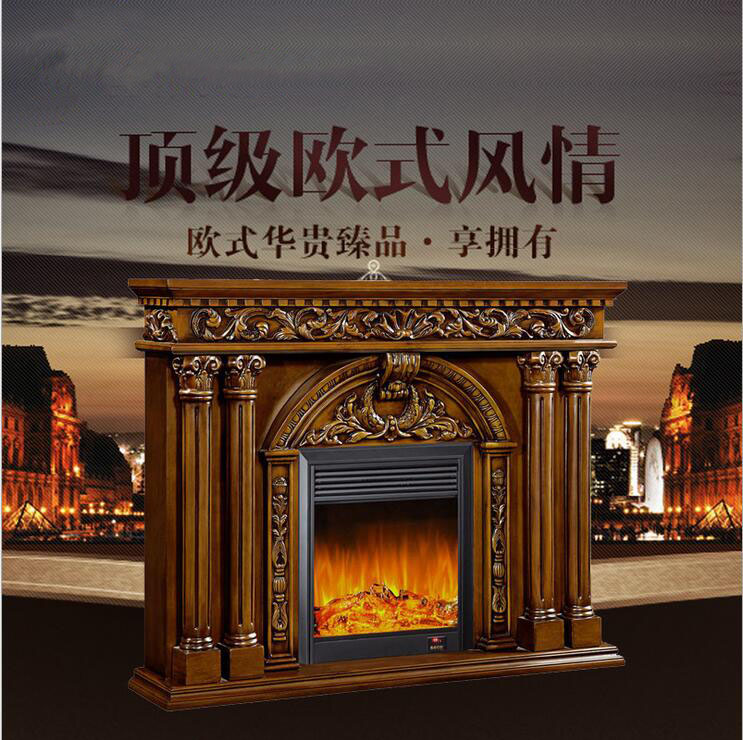 Online Get Cheap Wood Carved Fireplace Mantels Alibaba Group