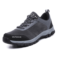 Plus Size 39 48 49 50 Brand Hiking Shoes Men Spring Hiking Boots Mountain Climbing Shoes Outdoor Sport Shoes Trekking Sneakers
