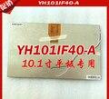 Novo 10.1-inch 40 pin-LCD de alta definição de tela YH101IF40-A frete grátis