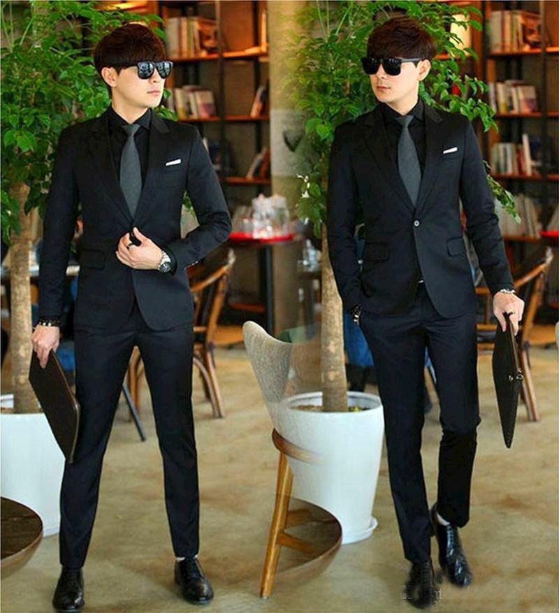 Aliexpress.com : Buy Hot Sale Men's Formal Suit 2017 New ...