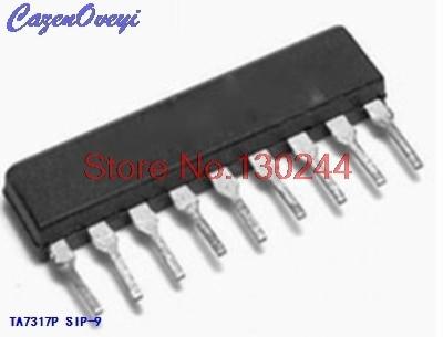 1pcs/lot TA7317P TA7317 SIP-9 In Stock