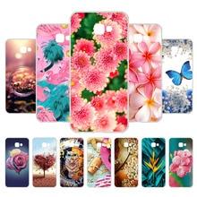 3D DIY For Samsung J4 Core Case Silicone Soft TPU Case For Coque Samsung J4 Core Case Cover J410 J410F J 4 4J J4Core 6.0