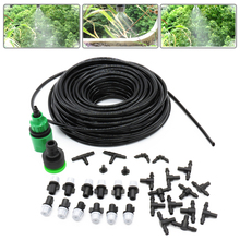 Hose Connecter Fog-Watering-Irrigation-System Water-Nozzle Cooling Misting Automatic