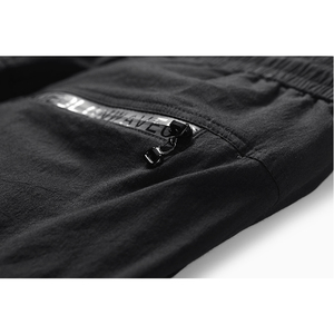 Image 5 - Enjeolon Brand Spring Long Straight Trousers Sweatpants Men Solid Casual Pants 3XL Men Quality Thin Casual Pants Males K6252