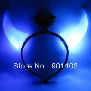"""""""Christmas decorative supplies / Christmas Gifts / headband / light horn / horn LIGHT"""