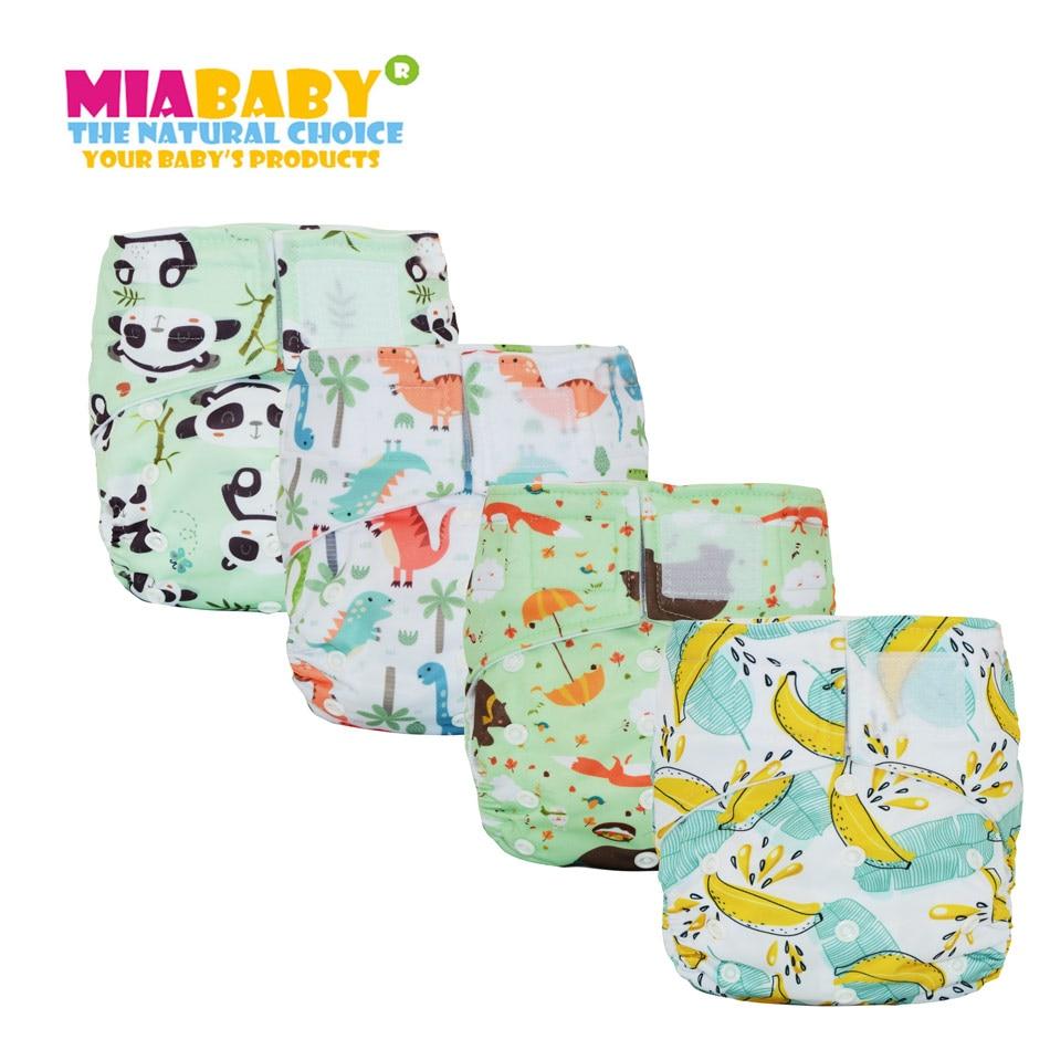 Pañuelo de bolsillo Miababy Hook & Loop OS, con dos bolsillos, - Pañales y entrenamiento para ir al baño