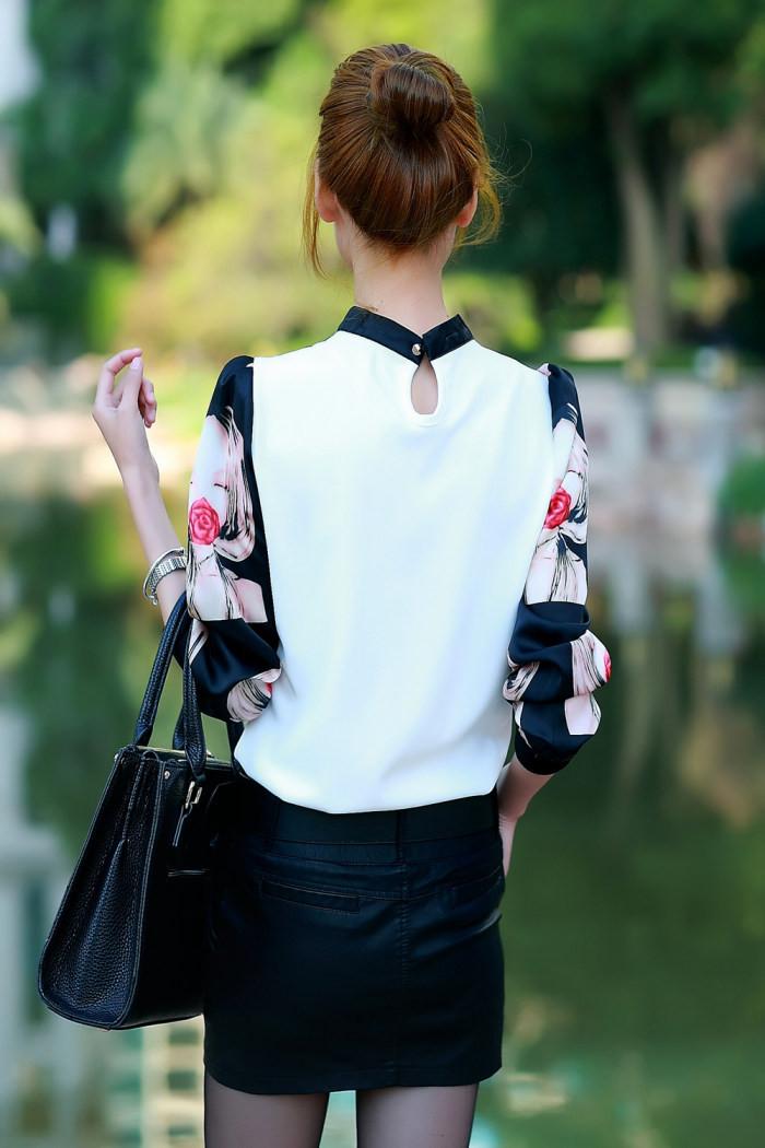 Diamond Long Sleeve Shirt