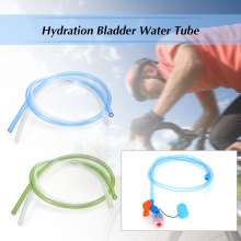2PCS Hydration Bladder Tube Pack Hose Replacement Clip System Kit Water Bag