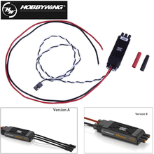 2pcs Hobbywing XRotor Pro 40A ESC No BEC 3S-6S Lipo Brushless ESC DEO for RC Drone Multi-Axle Copter  цена 2017