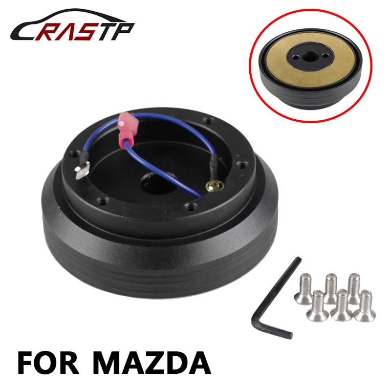 RASTP-New Arrival Racing Steering Wheel Hub Adapter for Mazda Miata RX7 RX8 Genesis RS-QR011