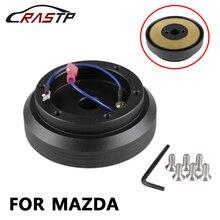 RASTP-New Arrival Racing Steering Wheel Hub Adapter for Mazda Miata RX7 RX8 Genesis RS-QR011 платье miata серый 48 размер