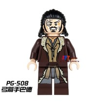 Single Sale star war superhero The Bard the Bowman movie building blocks model bricks toys for children brinquedos menino(China)