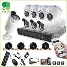 CCTV 8CH surveillance AHD 1080P DVR System video recorder security 2.0MP AHD camera +HDD Hard Disk Drive 3.5″ CCTV 1TB