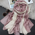 2017 New spring Long Cotton scarf Women Glitter Hijab Linen scarves Neck Warmer autumn Fashion high quality gradients shawls st4