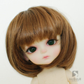 1/3 1/4 1/6 1/8 scale BJD wig hair for BJD/SD DIY doll accessories.Not included doll,clothes,shoes,and other accessories 16C1053