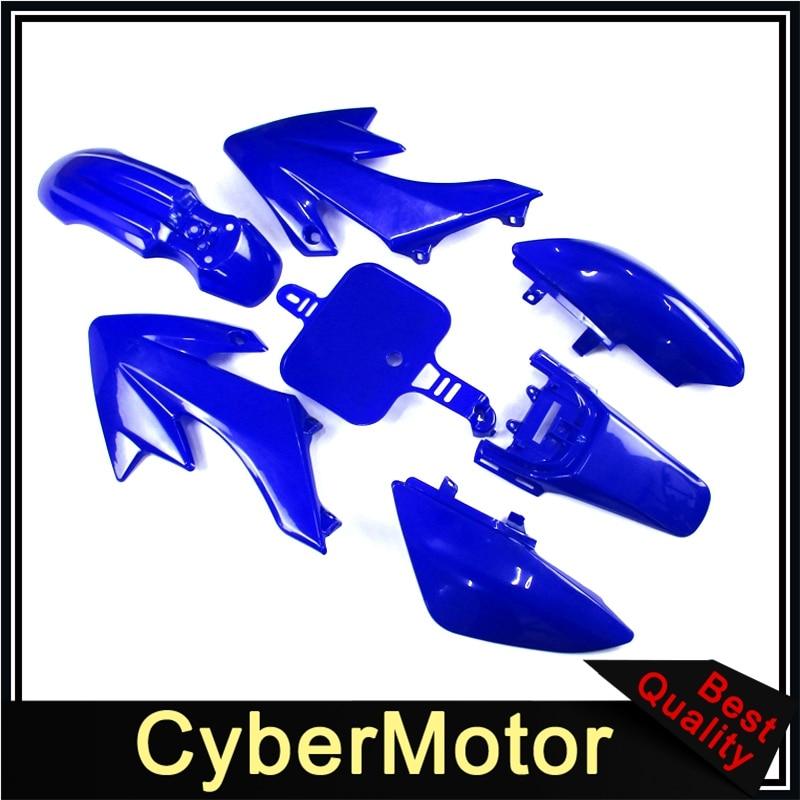 Пластиковые наборы обтекателей для Honda CRF50 XR50, китайский велосипед грязи 50cc 70cc 90cc 110cc 125cc 150cc 160cc DHZ YCF Piranha