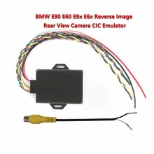 Bmw cic 용 E90 E60 E9X E6X CIC (PDC 포함) 용 새로운 리버스 이미지 에뮬레이터/후면보기 카메라 액티베이터