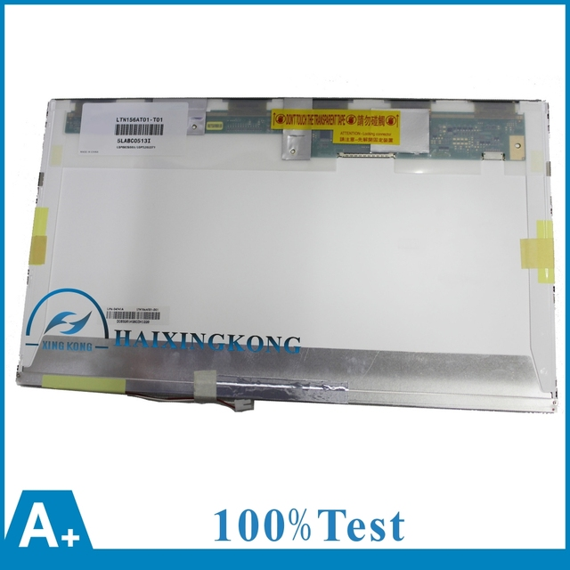 "For Lenovo G500 G505 G510 G550 G555 G560 G570 G575 G580 G585 B560 LP156WH1 TLA1 15.6"" WXGA Matrix Laptop LED LCD Screen 1366X768"