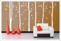Stunning Tree Branch Wall Stickers Art Decal Removable Vinyl Sticker Mural Home Decor Design Artistic Waterproof Mural SA386