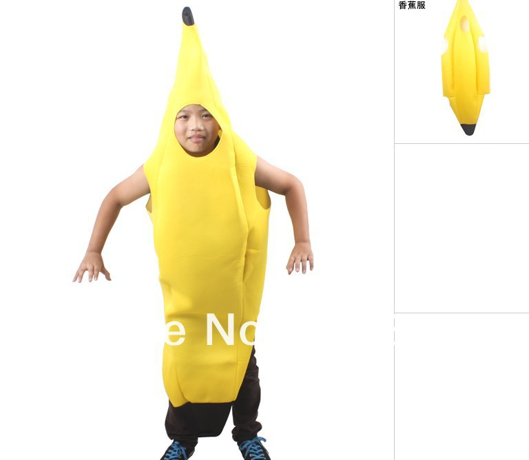 aeproduct - Banana Costume Halloween