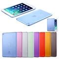 Floveme para ipad mini 4 casos soft tpu gel crystal clear case for ipad mini 4 mini4 delgado resistente a los arañazos transparente cubierta de la tableta