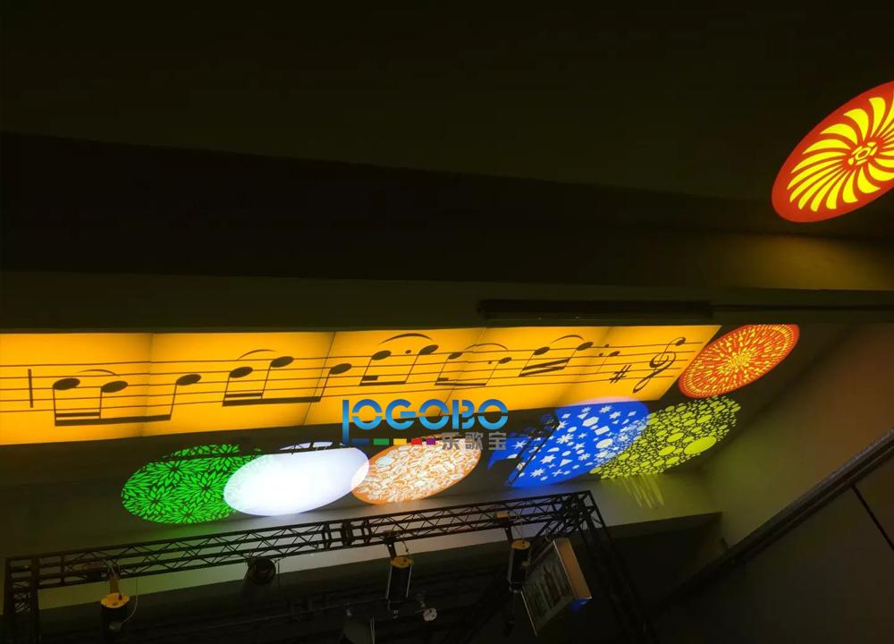 gobo projector light-1