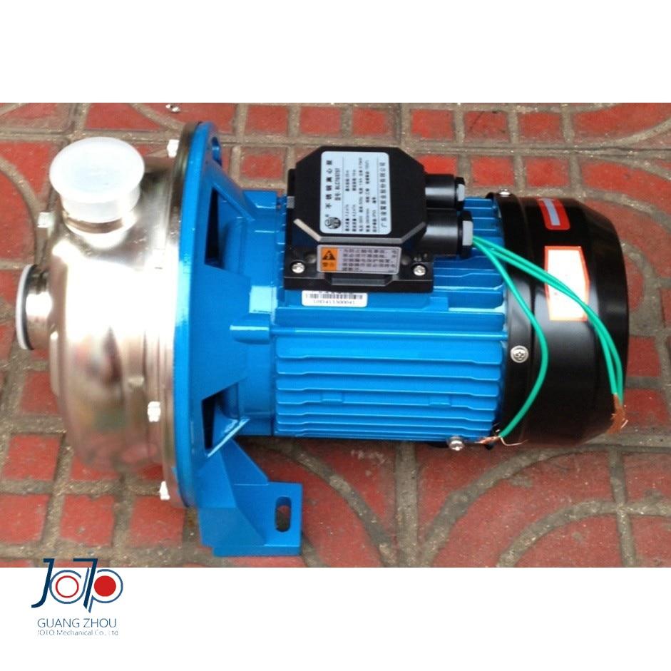 BLC120/150 380V 50Hz 1.5kw Three Phase Stainless Steel Centrifugal Pump Sanitary Pump