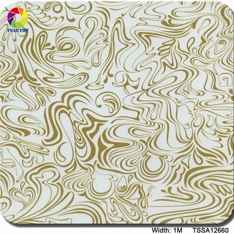 ZHENXI Non Toxic Water Transfer Film Great for Use on Automotive Parts Printing Hydrographic Film Hydro Dipping Hydro Dip Film for Decor Cups Rims Hard Hats,Electric Guitar Guard