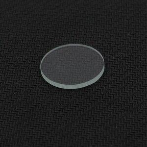 Image 2 - 2pcs 15 18 19mm 20mm 28 30 32 40mm 42mm 47mm 50mm 52mm 58mm 60mm 75 Glass Lens for Q5 XM L L2 T6 U2 U3 LED Bike light Flashlight