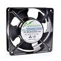 Новый оригинальный ANCHAOPU DP200A 2123HSL 12 см 12038 120x120x38 мм 220 В 0.14A металлический шкаф AC напряжение Вентилятор охлаждения