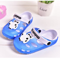 Summer Children Shoes Girls Boys Slippers Cute Cartoon Comfortable Fashion Kids Slippers Anti-Slip Home Slippers Beach Shoes New
