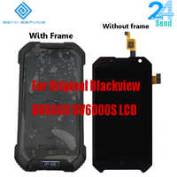 4.7 pouces pour Original Blackview BV6000S BV6000 écran LCD + écran tactile numériseur assemblée 1280x720 toutes les versions Android 7.0 6.0