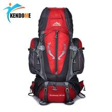 Hot Large Size 85L Outdoor Backpack Travel Multi purpose climbing backpacks Hiking Waterproof Rucksacks camping