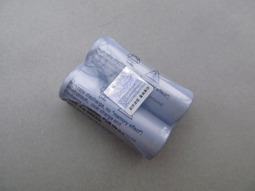 10pcs/lot TrustFire Protected TR 18500 3.7V 1800mAh Rechargeable Battery Li-ion Batteries with PCB For Flashlight Torch