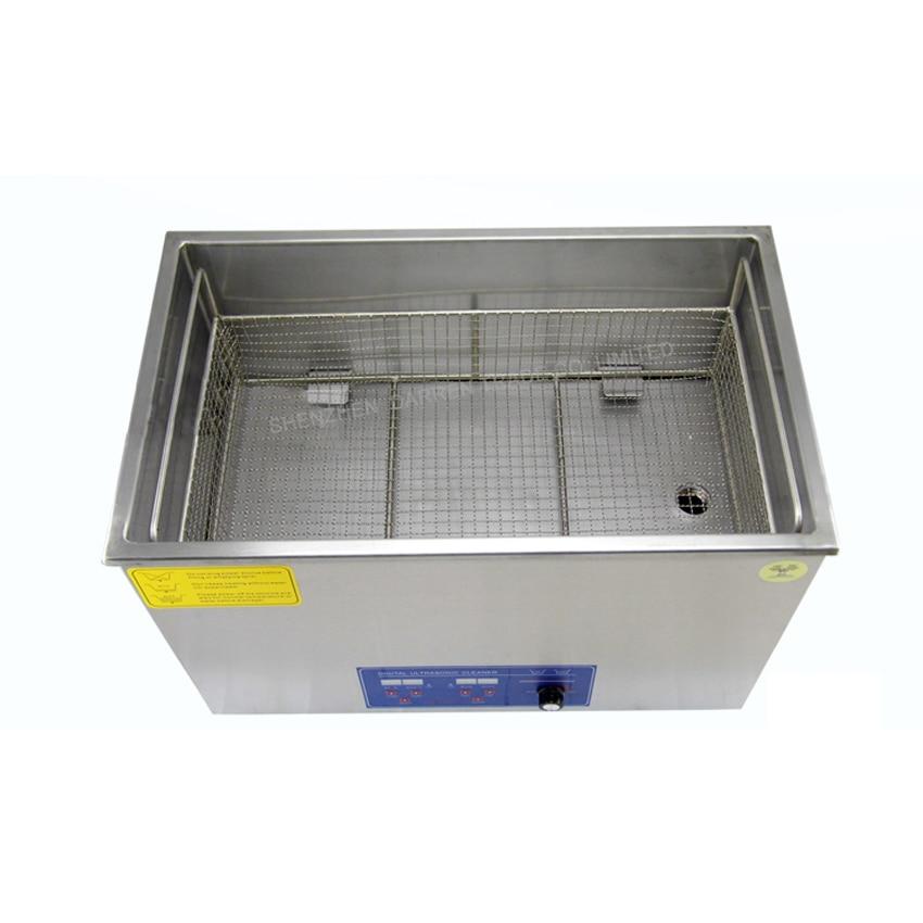 1PC Echografie reiniger reinigingsmachine, glazen, sieraden of - Huishoudapparaten - Foto 4
