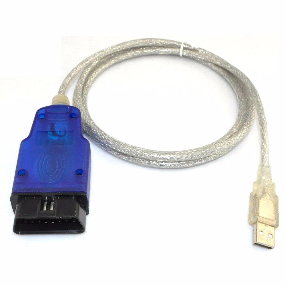 VAG-COM KKL 409.1 OBD2 USB Cable Scanner Scan Tool For Audi VW SEAT