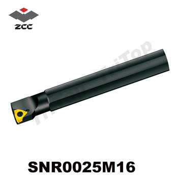 TOP quality ZCC.CT Inernal Threading Tools SNR0025M16 thread lathe tool outstanding performance screw cutting tools