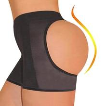 NINGMI Seamless Waist Trainer Hot Pants Control Panties Sexy Butt Lifter Brief for Women Wedding Girdle Pant Body Shapers Short