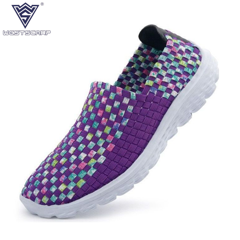 2017 Fashion Women Shoes Summer Stretch Elastic Female Sapato Casual Shoes Woman Flats for Spring Autumn ...