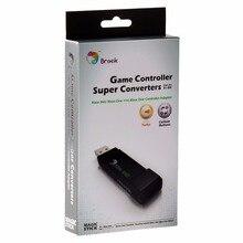 Brook Usb Adapter Voor Xbox 360 Aan Voor Xbox Een Gaming Converter Controller Adapter Zwart
